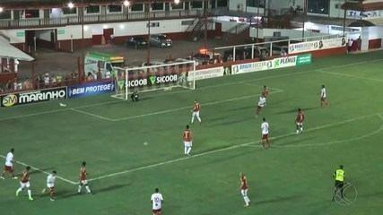 Tombense e Boa Esporte empatam sem gols no Almeidão