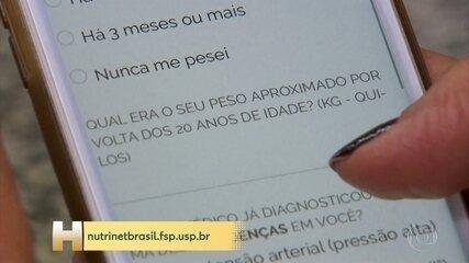 USP faz pesquisa de dez anos sobre alimentação do brasileiro