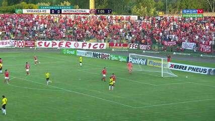 Melhores momentos de Ypiranga 0x0 Internacional, pela 4ª rodada do Campeonato Gaúcho