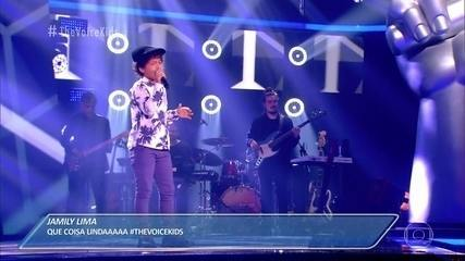 """Matheus Freitas canta """"Anjo (Angel)"""" nas Audições às Cegas"""
