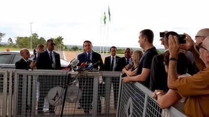 Bolsonaro disse que vai zerar tributos sobre combustível se governadores zerarem ICMS