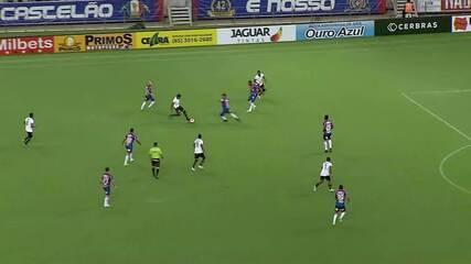 Fortaleza 5 x 0 Atlético-CE: confira os melhores momentos