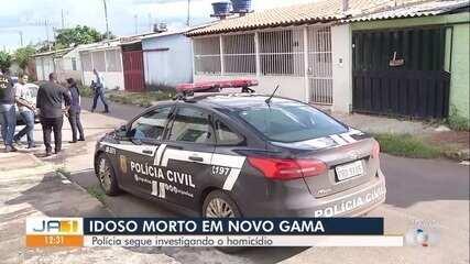 Funcionário do Ministério da Agricultura é encontrado morto dentro de casa em Novo Gama