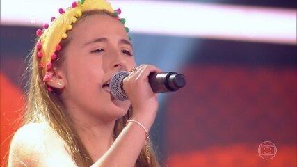 "Sophia Marie canta ""Rolling In The Deep"" nas Audições às Cegas"