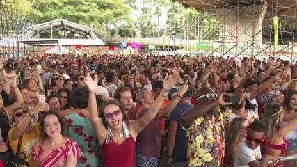 Carnaval de rua de SP tem mais de 640 blocos