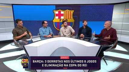 Seleção debate: o Barcelona está jogando fora os últimos bons anos de Messi?