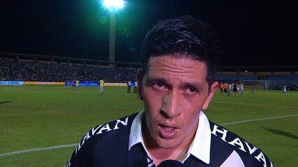 Cano fala sobre classificação do Vasco na Copa do Brasil e pede mais tranquilidade dos atacantes na hora de finalizar