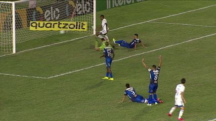 Os gols de São Raimundo-RR 2 x 2 Cruzeiro pela Copa do Brasil