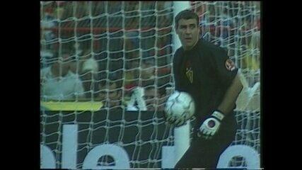 Com Zetti no gol, Sport vence o Náutico nos Aflitos pela Copa do Nordeste de 2001