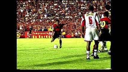 Em 2001, Náutico vence Sport, que tinha comando de Levir Culpi