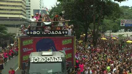 Bloco Baixo Augusta, em São Paulo, tem participação de Elza Soares