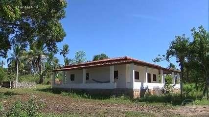 Fantástico refaz o caminho de fuga do miliciano Adriano da Nóbrega na Bahia