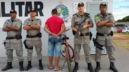 Homem é preso suspeito de tentar estuprar menina de 12 anos, em Itaberaí