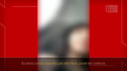 Motorista de aplicativo é banido após jovem gravar suposto assédio em corrida em Viamão