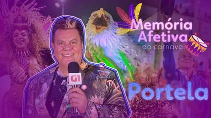 Memória Afetiva do Carnaval: Portela