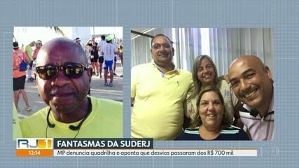 Fantasmas na SUDERJ: MP denuncia quadrilha e aponta que desvios passaram dos R$ 700 mil