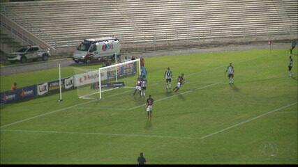 Reportagem sobre Campinense 0 x 1 Botafogo-PB, pela rodada #3 do Paraibano