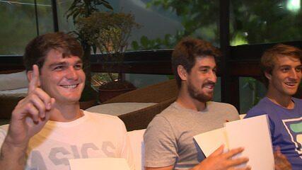 Jogo de cartas do tênis no Rio Open tem Thiago Wild como vencedor