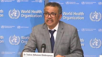 OMS: ainda é possível controlar epidemia do novo coronavírus