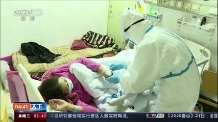 Número de novos casos de coronavírus fora da China é maior do que dentro do país