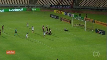 Jeorge marca em eliminação do Moto Club para o Fluminense na Copa do Brasil; veja os gols