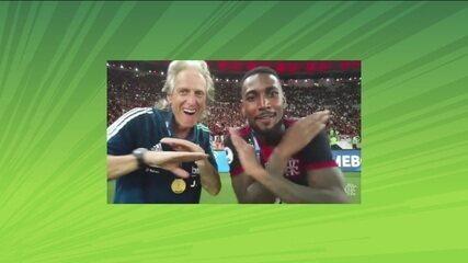 Flamengo vence o Del Valle no Maracanã e conquista título inédito da Recopa