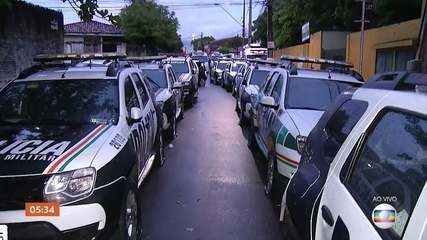 Após 13 dias, PM do Ceará decide terminar o motim
