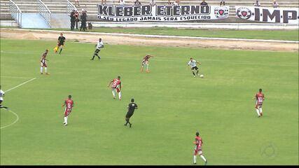 Reportagem de Botafogo-PB 1 x 1 São Paulo Crystal, pela rodada #6 do Paraibano