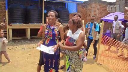 Última paciente que tinha ebola na República Democrática do Congo recebe alta