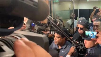 Ministério Público do Paraguai decide não indiciar Ronaldinho Gaúcho e o irmão dele