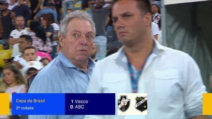 """Redação analisa a classificação do Vasco na Copa do Brasil: """"Torcedor mais aliviado do que satisfeito"""""""