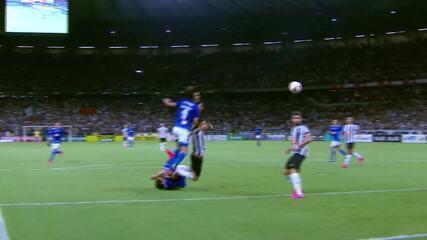 Melhores momentos de Atlético-MG 2 x 1 Cruzeiro, pela oitava rodada do Campeonato Mineiro