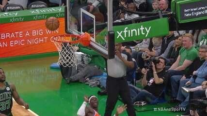 Melhores Momentos: Boston Celtics 104 x 105 Oklahoma City Thunder pela NBA 2020