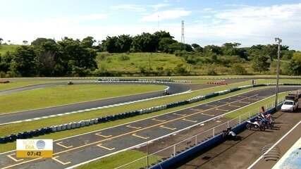 Assista à reportagem sobre a Copa Prudentina de Kart, exibida pelo Bom Dia Fronteira desta segunda-feira (9)