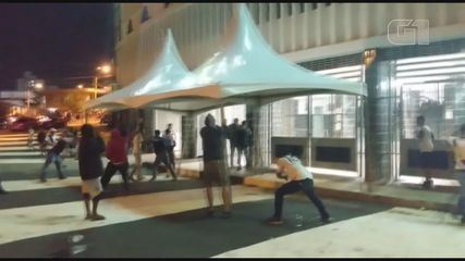 Vídeo mostra confusão na saída do estádio após derrota da Ponte para o Bragantino