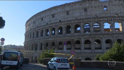 Itália vive 1º dia de total isolamento para tentar conter epidemia do coronavírus