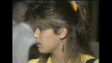 Gisele Miró luta por vaga na Olimpíada de Seul 1988