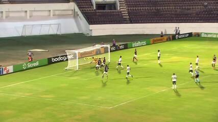 Melhores momentos de Ferroviária 0 x 0 América-MG, pela Copa do Brasil