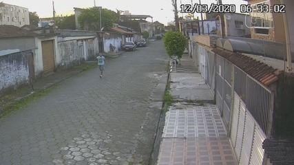 Ex-marido invade casa e esfaqueia mulher em São Vicente