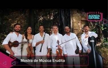 Agenda: I Mostra de Música Erudita da Ilha de Itaparica acontece de 13 a 15 de março
