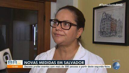 Coronavírus: prefeitura de Salvador adota novas medidas para evitar propagação do Covid-19