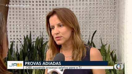 Provas para estágio no Tribunal de Justiça de Goiás são adiadas