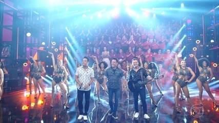 Karametade canta 'Morango do Nordeste'