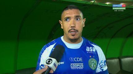 """Jefferson Paulino fala após vitória: """"A gente tem que ser exemplo"""""""