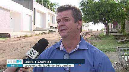 1º caso de coronavírus no interior de Pernambuco é confirmado em Belo Jardim, no Agreste