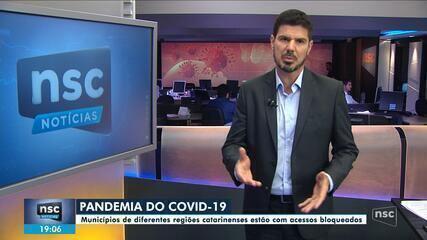 Santa Catarina tem 40 casos confirmados de coronavírus