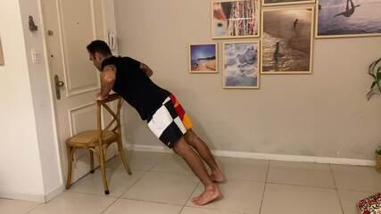 Exercícios para fazer em casa 6