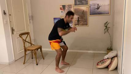 Exercícios para fazer em casa 7