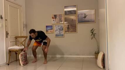 Exercícios para fazer em casa 11