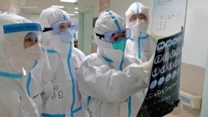 Número de pessoas recuperadas do coronavírus na China passa de 70 mil